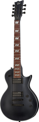 Ltd EC-257 Black Satin 7-kielinen