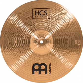 "MEINL HCS BRONZE 14"" CRASH"