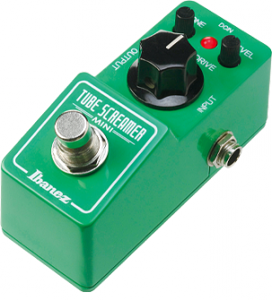 IBANEZ TUBESCREAMER MINI TS MINI